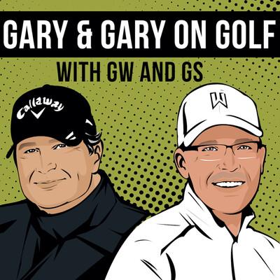 Gary and Gary on Golf