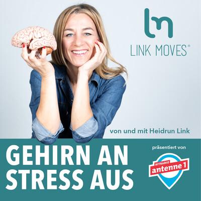 Gehirn an Stress aus