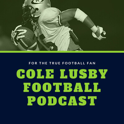 Cole Lusby Football Podcast
