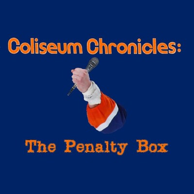 Coliseum Chronicles: the Penalty Box Podcast