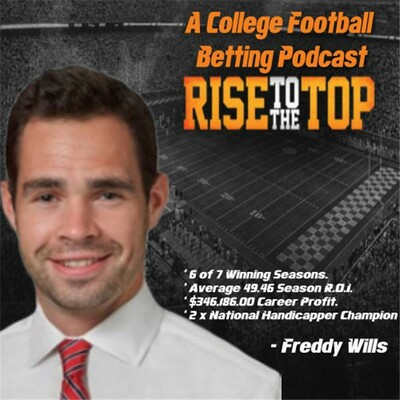 College Football Betting Podcast Week 2 Preview & Notes
