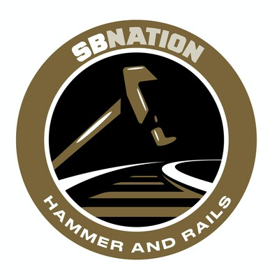Hammer and Rails: for Purdue Boilermakers fans