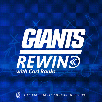 Giants Rewind with Carl Banks | New York Giants