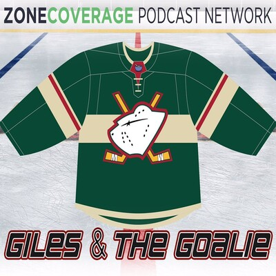 Giles and the Goalie - A Minnesota Wild Podcast