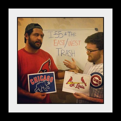 I-55 & the East/West Trash