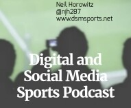 Digital and Social Media Sports Podcast