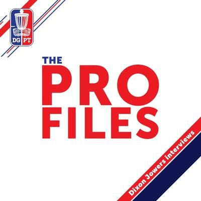 Disc Golf Sunday Pro Files with Dixon Jowers