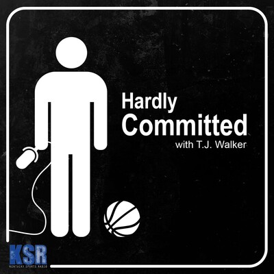 Hardly Committed by T.J. Walker