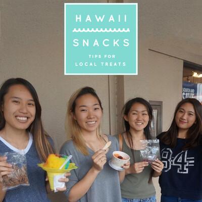 HAWAII SNACKS - Blog