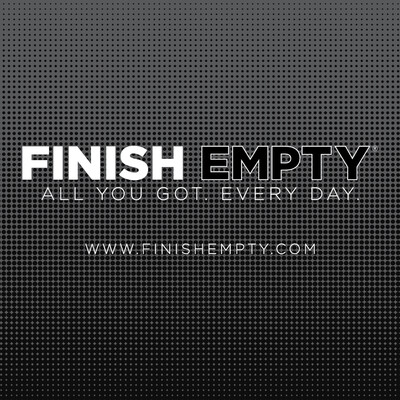Finish Empty Podcast