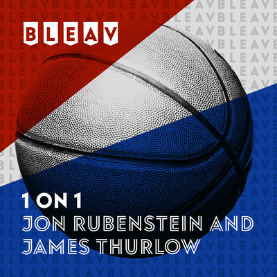 Bleav in 1 on 1 with Jon Rubenstein and James Thurlow