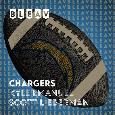 Bleav in Chargers with Scott Lieberman & Kyle Emanuel