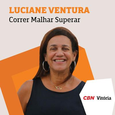 Correr Malhar Superar - Luciane Ventura