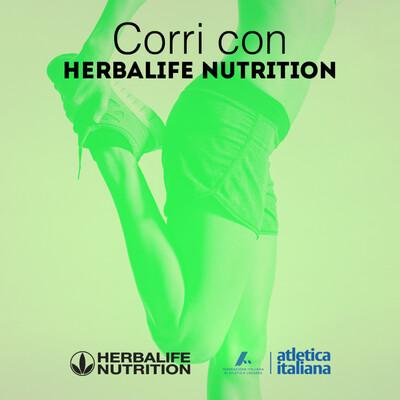 Corri con Herbalife Nutrition