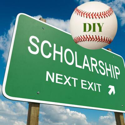 DIY Baseball Scholarship