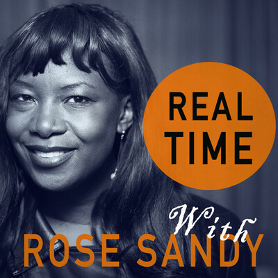 Real Time with Technothriller Author Rose Sandy