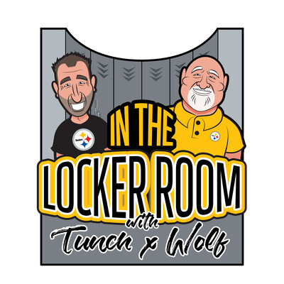 In The Locker Room with Tunch & Wolf (Pittsburgh Steelers)