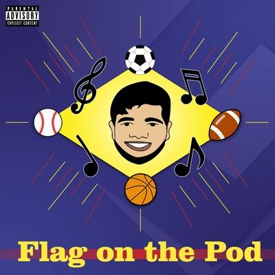 Flag on the Pod