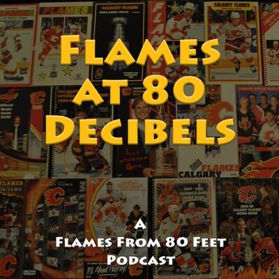 Flames at 80 Decibels
