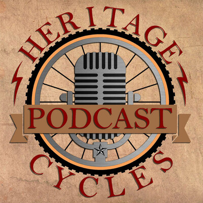 Heritage Cycles Podcast