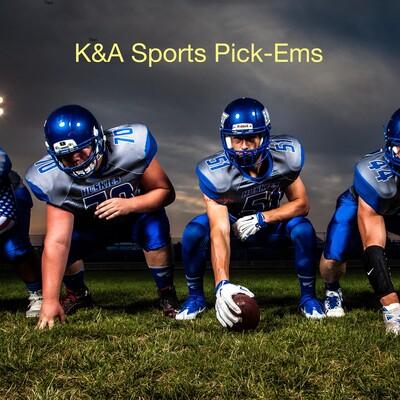 K&A Sports Picks