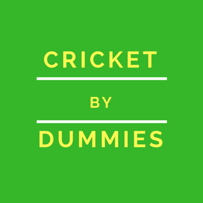 Cricket By Dummies Podcast