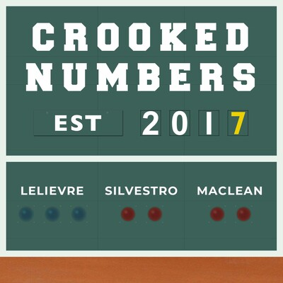 Crooked Numbers Podcast
