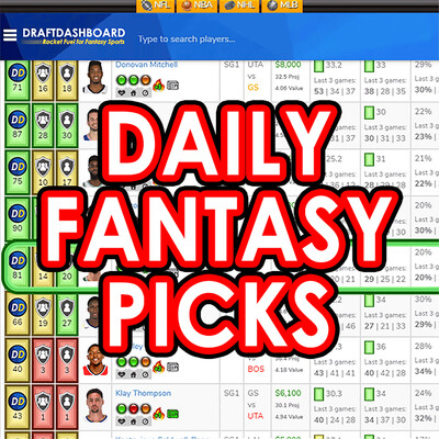 DraftKings Picks + FanDuel Picks