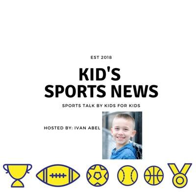 Kid's Sports News