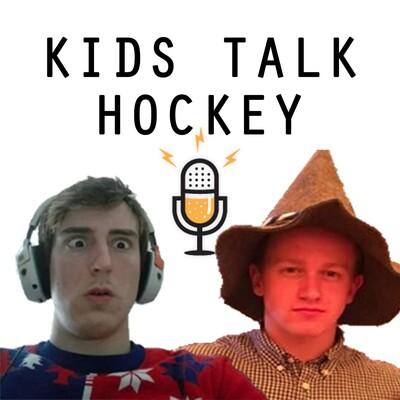 Kids Talk Hockey