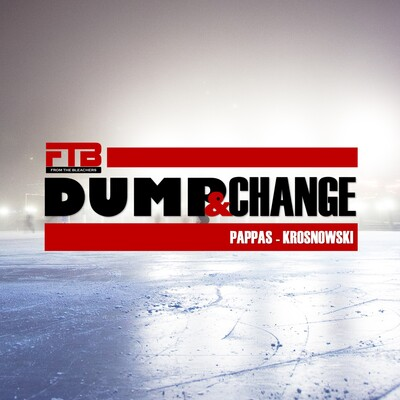 Dump and Change Season 2 Episode 25 - First Round Reviews and Second Round Preview Plus Special Islanders Flyers Breakdown