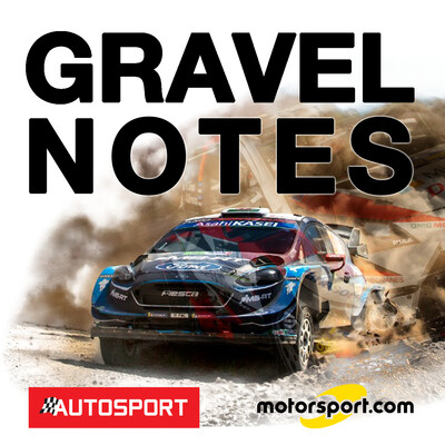 Gravel Notes - Rallying News