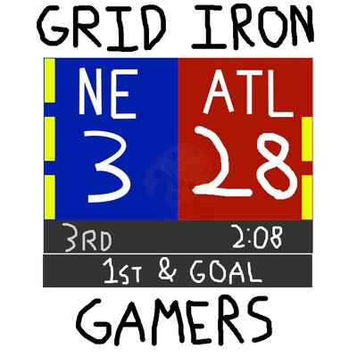 Grid Iron Gamers Podcast