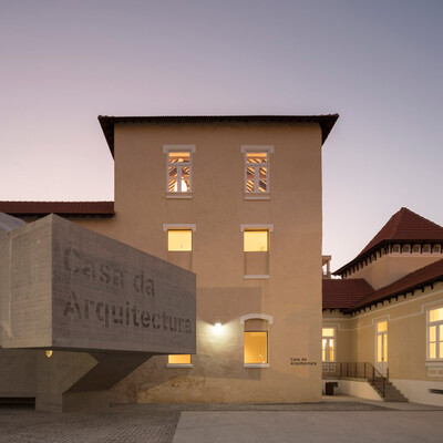TSF - Casa da Arquitetura (Podcast)
