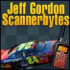 Jeff Gordon Scannerbytes