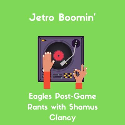 Jetro Boomin' with Shamus Clancy