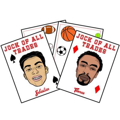 Jock of All Trades: Presented by Sebastian & Thomas