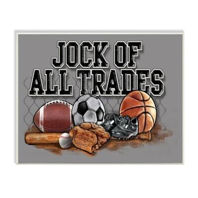 Jocks of All Trades