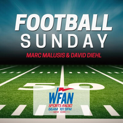 Football Sunday with Marc Malusis & David Diehl