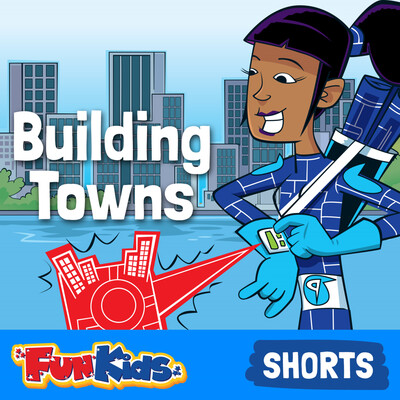 Building Towns and Cities: Planning and Architecture Explained for Kids