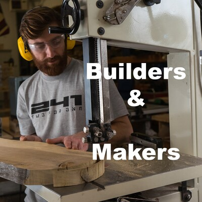Builders & Makers