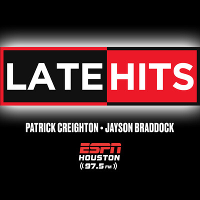 Late Hits with Patrick Creighton and Jayson Braddock