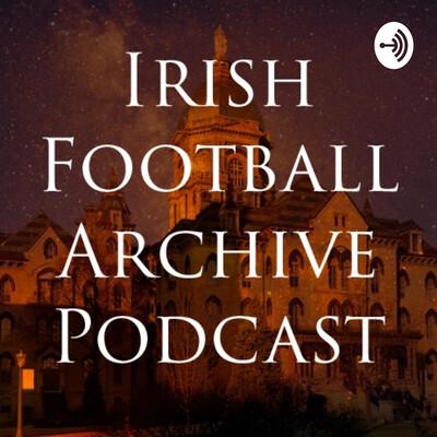 Irish Football Archive