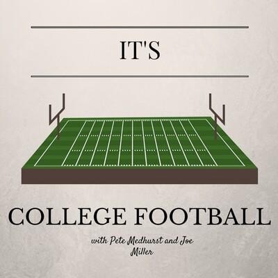It's College Football