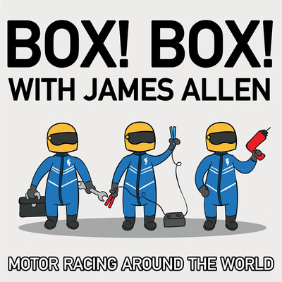 BOX! BOX! Motor Racing Around The World