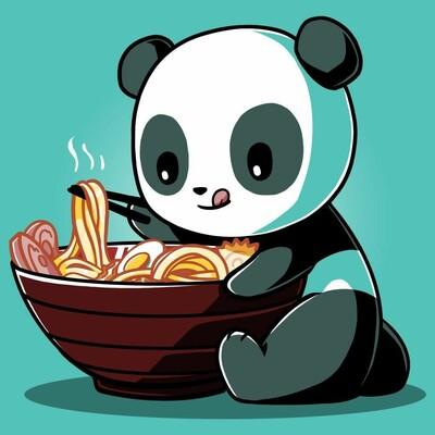 League of Extraordinary Pandas