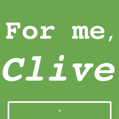 For Me Clive Podcast