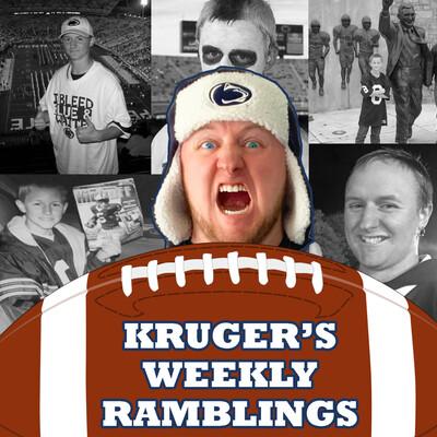 Kruger's Weekly Ramblings