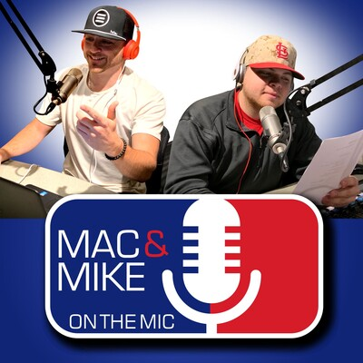 Mac and Mike on the Mic