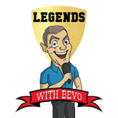 Legends with Bevo